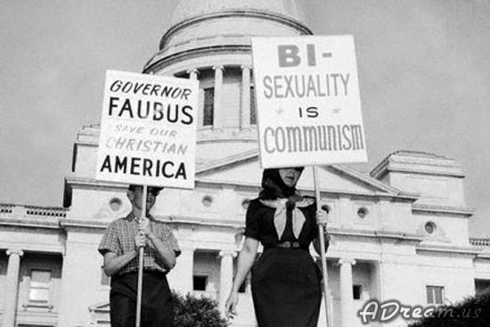 Bi-Sexuality Is Communism