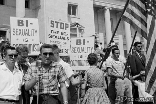 Bi-Sexuality Is Communism - Stop The Bi-Sexuals