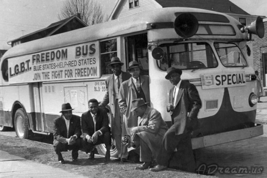 """LGBT Freedom Bus - """"Special"""""""