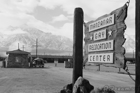 ManzanarGayRelocationCenter